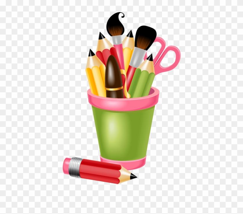 103984580 Large 1 454×699 Píxeles - School Tools Clipart #613469