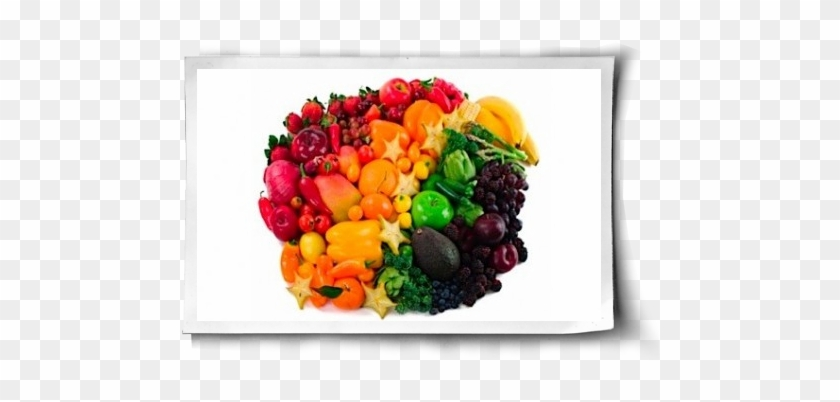 Eating From The Rainbow Post Image - Health-promoting Properties Of Fruits And Vegetables #613471