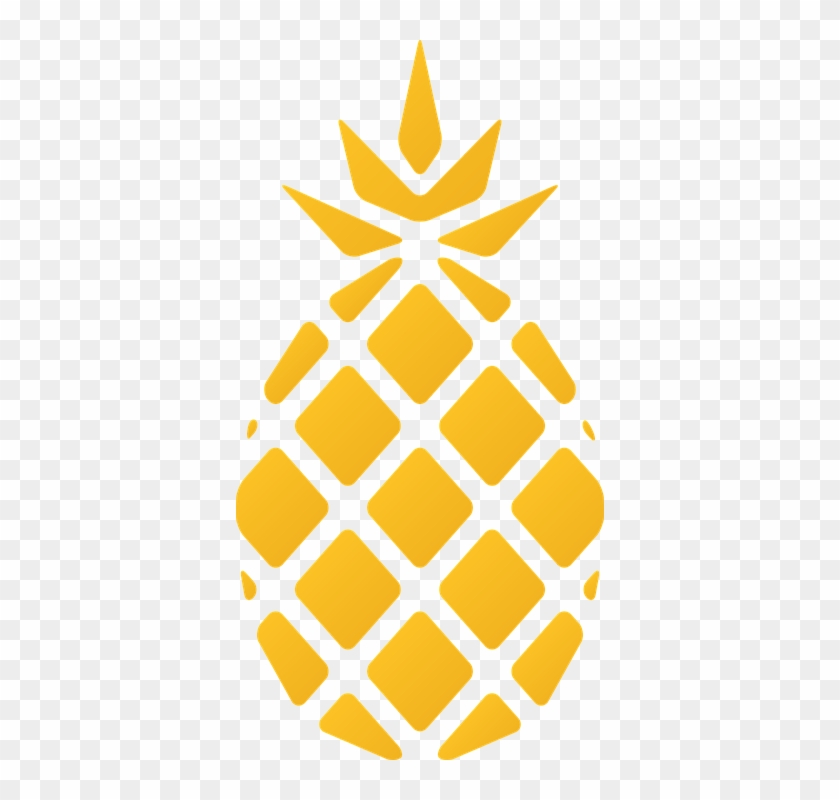 Cartoon Pineapple 18, Buy Clip Art - Tropical Fruit Clipart #614265