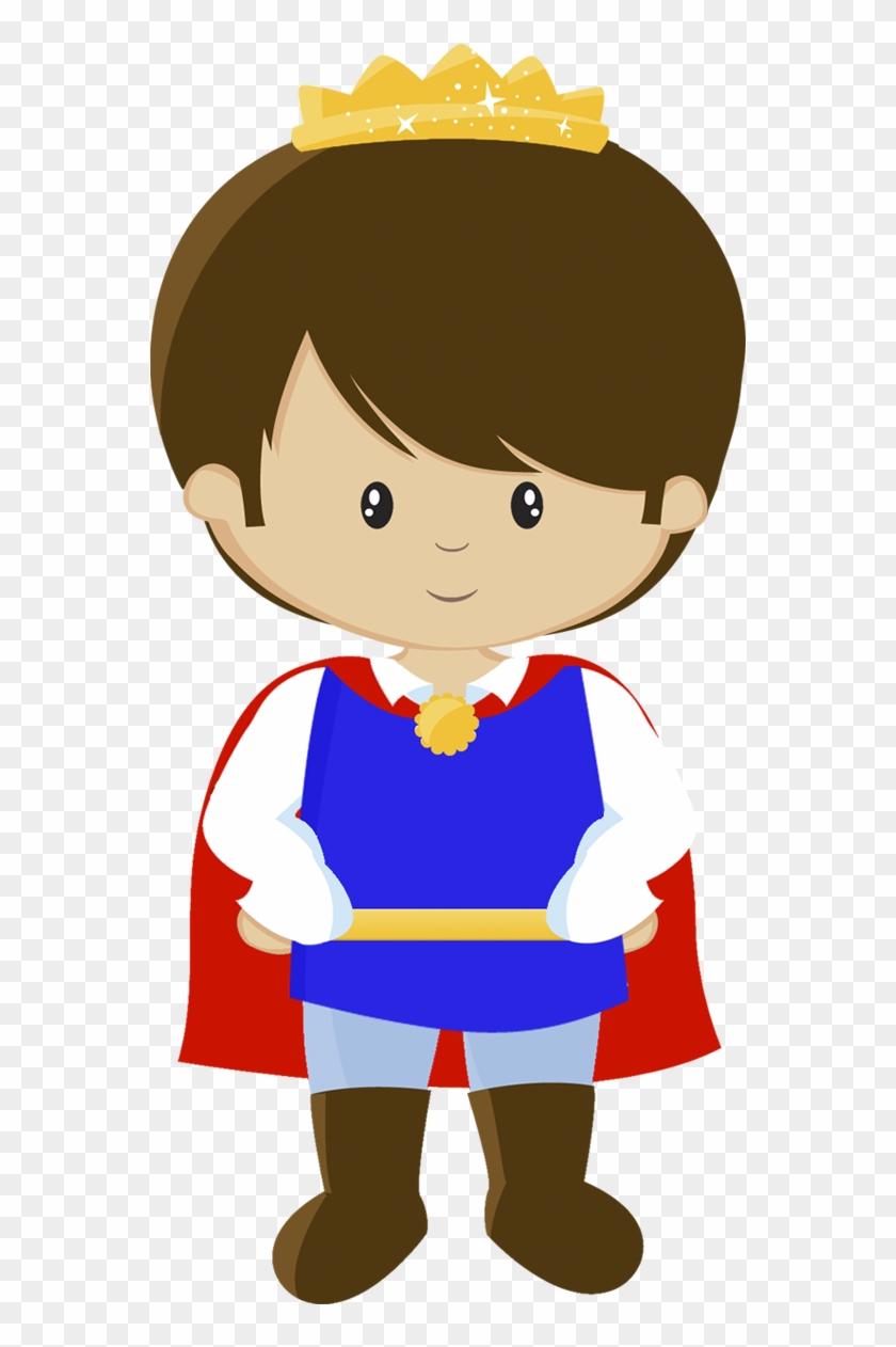 Encontrado No Google Com Origem Em Ap - Principe E Princesa Em Desenho #614804