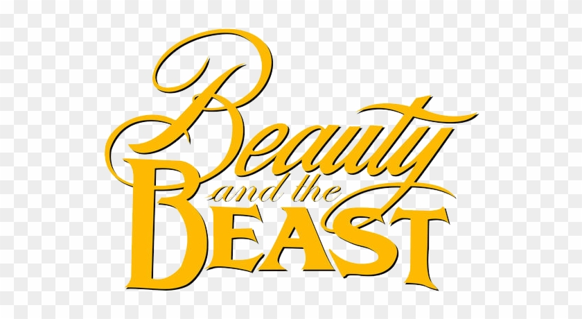 Top 82 Beauty And The Beast Clip Art Free Clipart Spot - Beauty And The Beast Title #615155