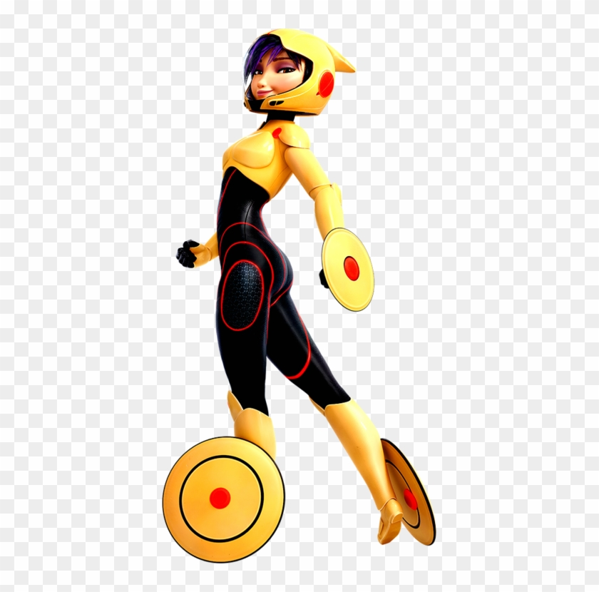 And That Is Why Someday Somebody Like Probably Yours Big Hero 6 Gogo Tomago Free Transparent Png Clipart Images Download