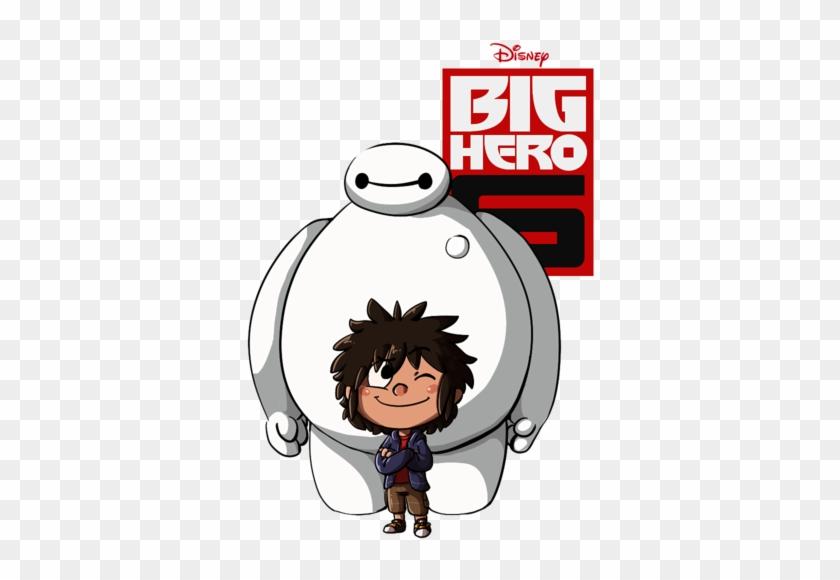 Big Hero 6 Wallpaper Titled Hiro And Baymax Bandai Big Hero 6 Character Figure Free Transparent Png Clipart Images Download