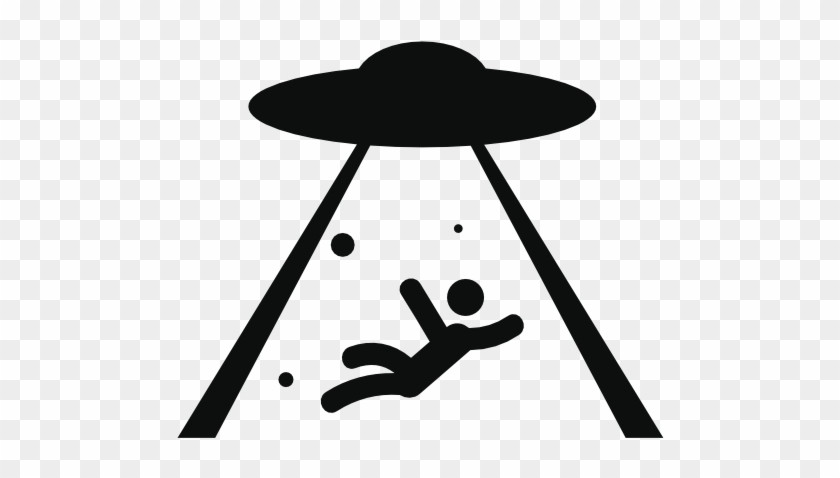 Alien Abduction Icon Free Icons Download - Alien Abduction Png #615949