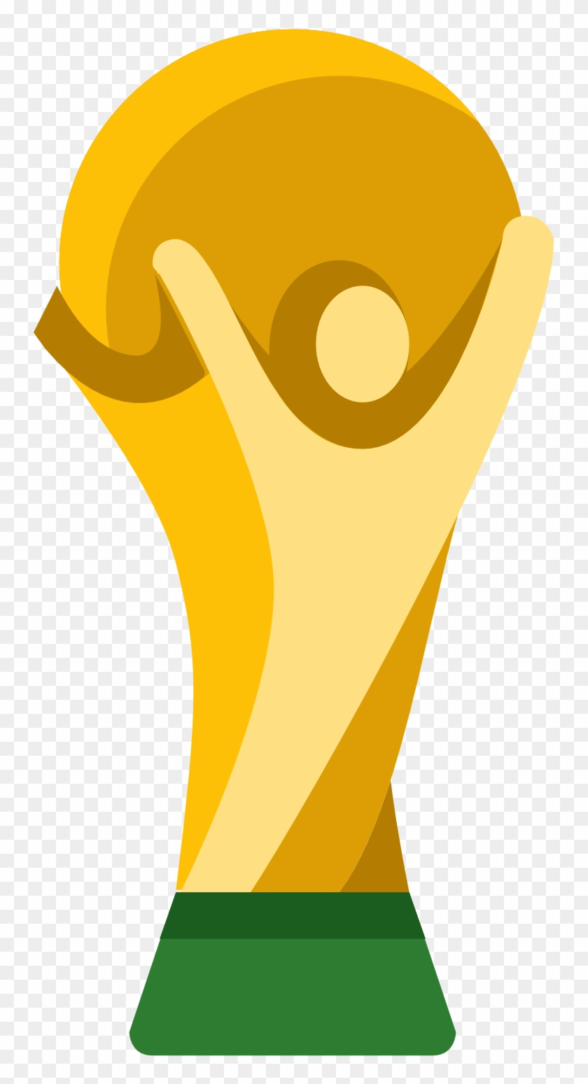 World Cup Icon Free Download - World Cup Trophy Png - Free