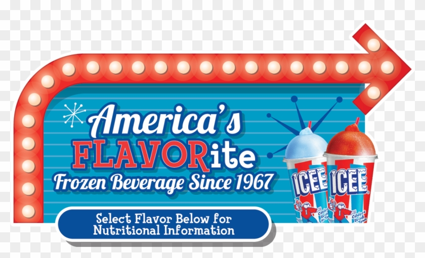 Blue Icee Clip Art Images Gallery - Food In America: Volume 3 By Andrew F. Smith #616769