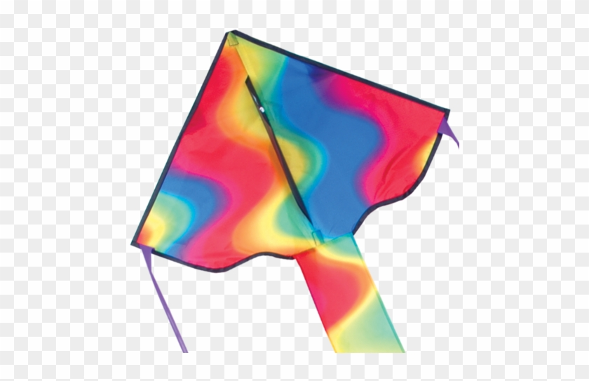 Sold Out Regular Easy Flyer Kite - Premier Kites & Designs Easy Flyer, Wavy Gradient #616854
