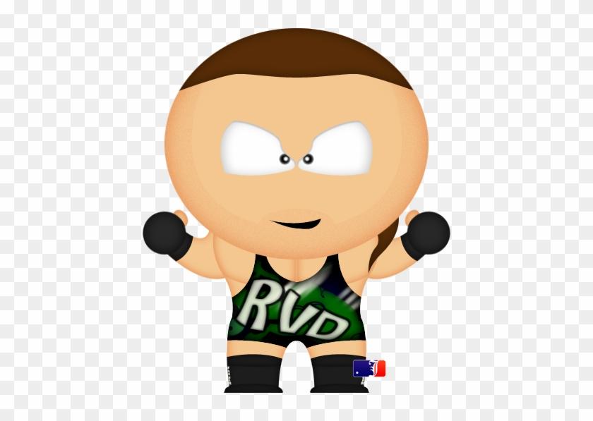 Rob Van Dam By Spwcol - Professional Wrestling #616874