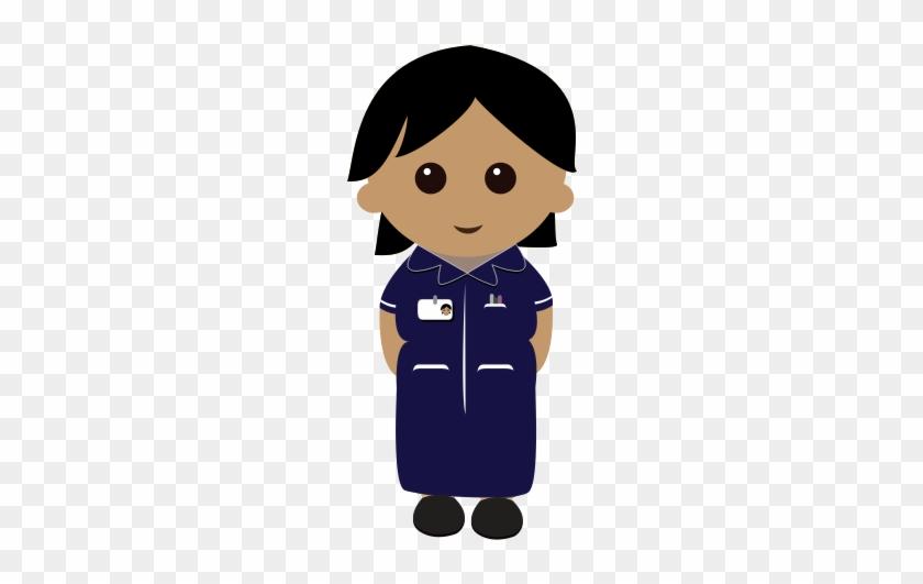 This Is A Sister This Is A Senior Male Nurse Called - Nurse Uniform #617456