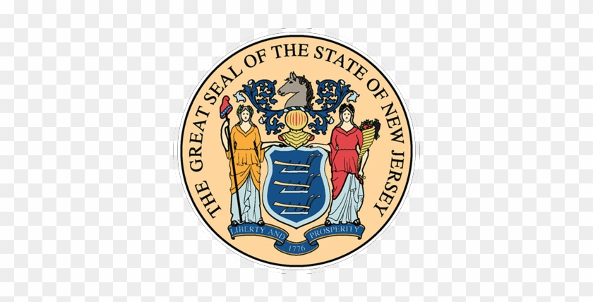 Welcome To The New Jersey State Page - New Jersey State Flag #618817