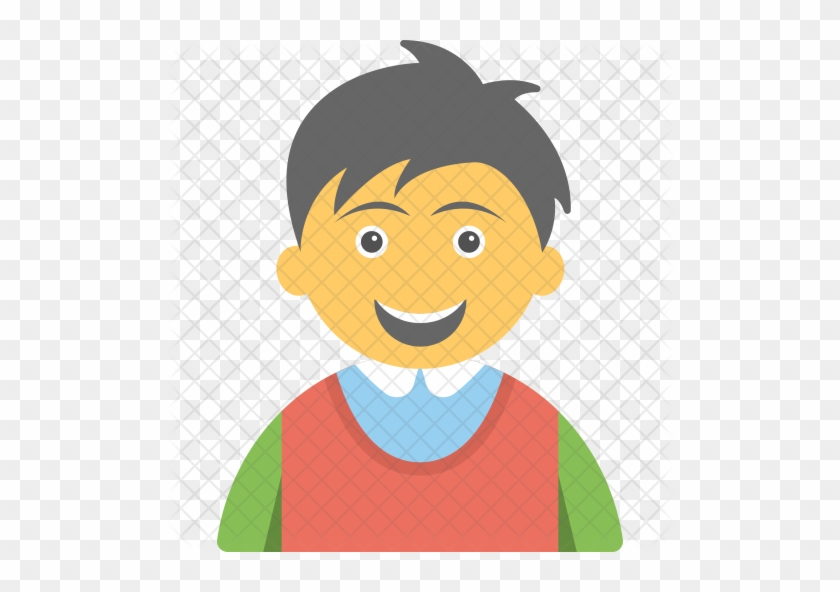 A Happy Child Icon - Child - Free Transparent PNG Clipart