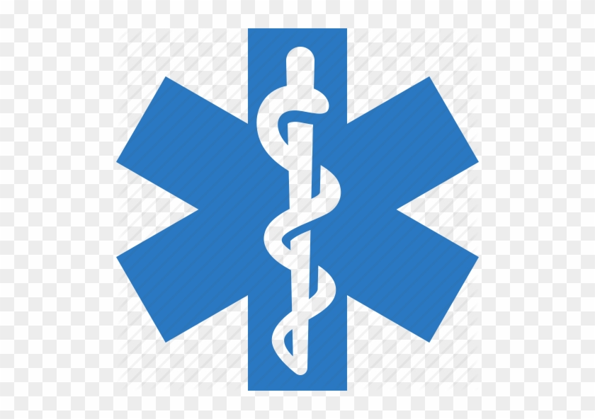 Healthcare, Heart Care, Heart Disease, Heart Health - Emergency Medical Service Logo #619308
