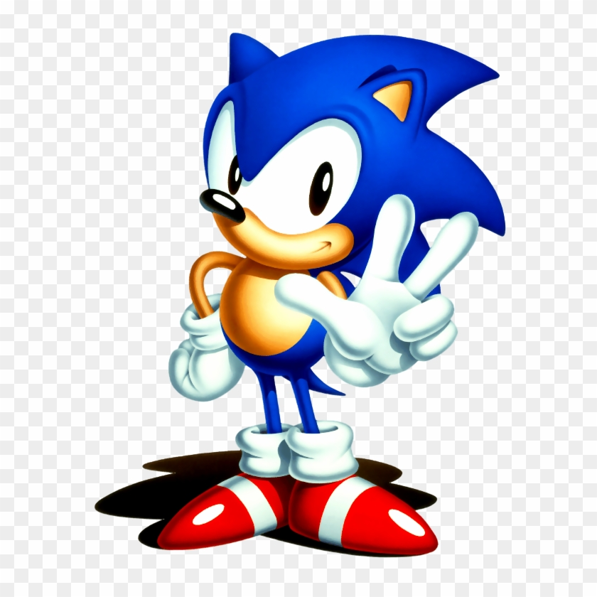First We Have Classic Sonic Sega Sonic The Hedgehog 3 Free Transparent Png Clipart Images Download