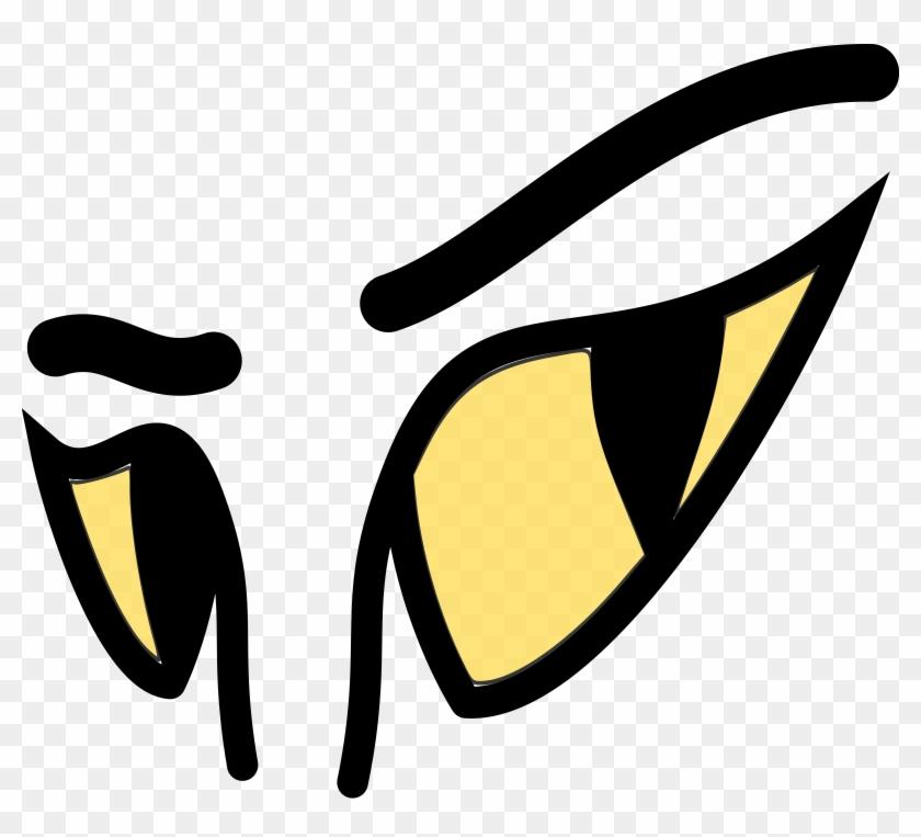 Gaze Clipart Eye - Clip Art #619555