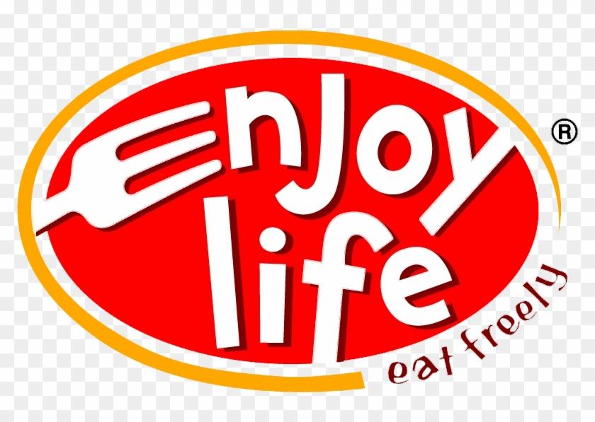 Creative Food Elements Logos Vector Material - Enjoy Life Foods Logo #619597