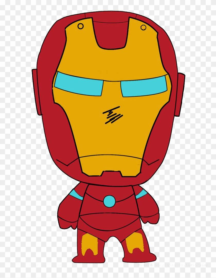 Iron man t shirt iron on logo sticker sticker