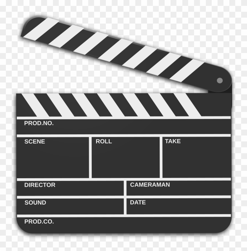 Movie Clipart Video Production - Movie Clipart #620943