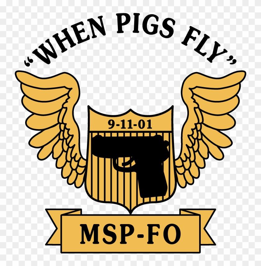 When Pigs Fly Msp Fo - School Celebration #621632