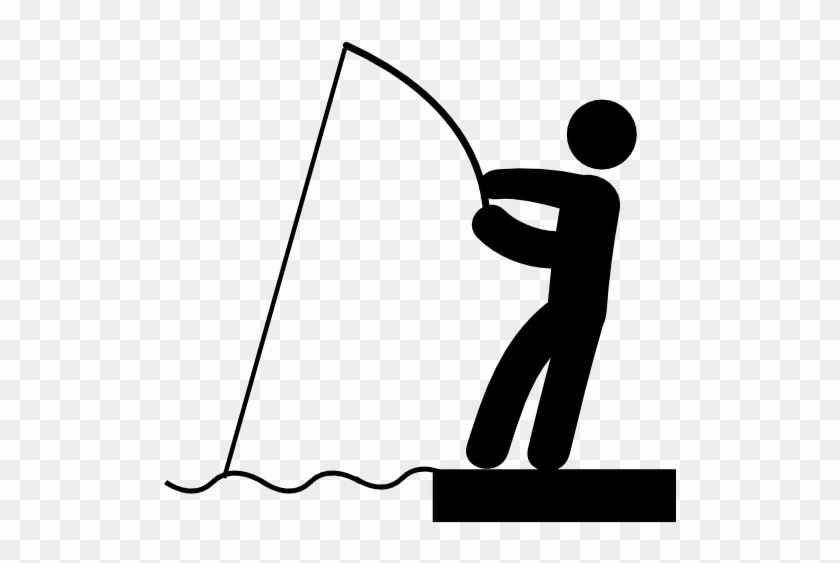 Fishing Transparent Fishing Rod Cartoon Png Free Transparent Png Clipart Images Download