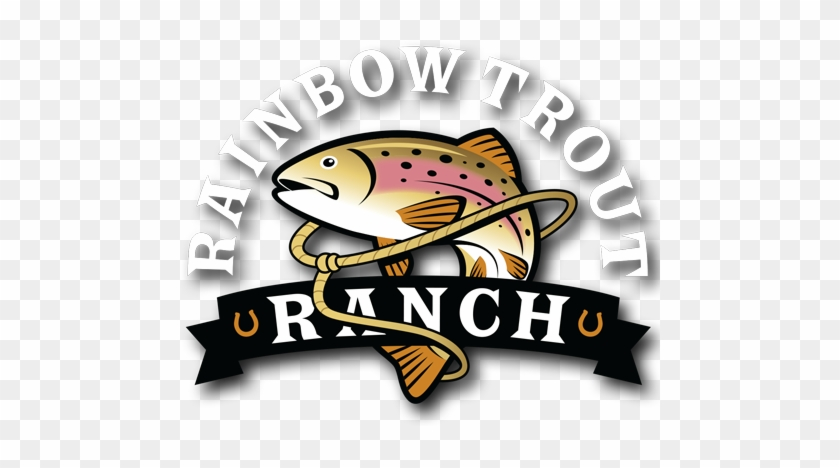 Ranch Rainbow Trout Ranch - Rainbow Trout Sign #622145