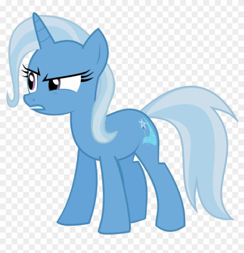My Little Pony Trixie Vector Trixie Mlp Vector Free Transparent