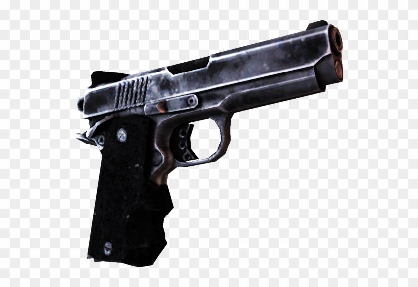 Colt - Pistol Silent Hill 2 #622589