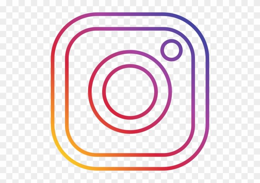 Instagram Icon Design Vector - Logo Instagram Png - Free