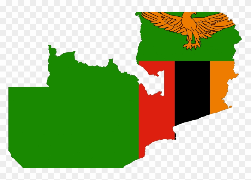 The Success Of Social Media Campaign In Zambia - Zambia Flag #623142