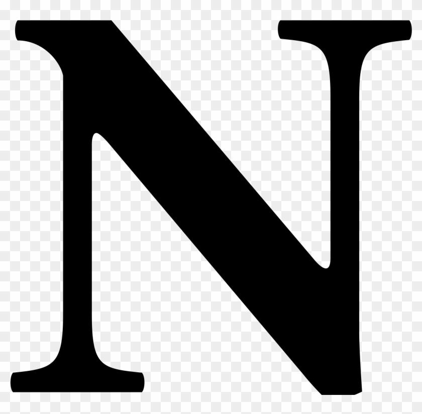 N Letters Abc Alphabet Learn Education Read Architects - Huruf