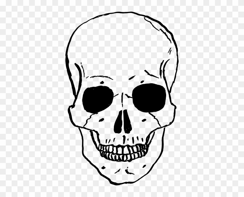 Coloring Pages For Girls Skeleton Colouring Human Skull Graphic