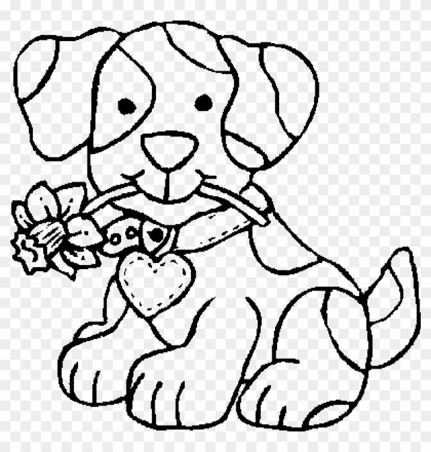 Coloring Pages Fascinating Dog Coloring Pages For Kids Dog