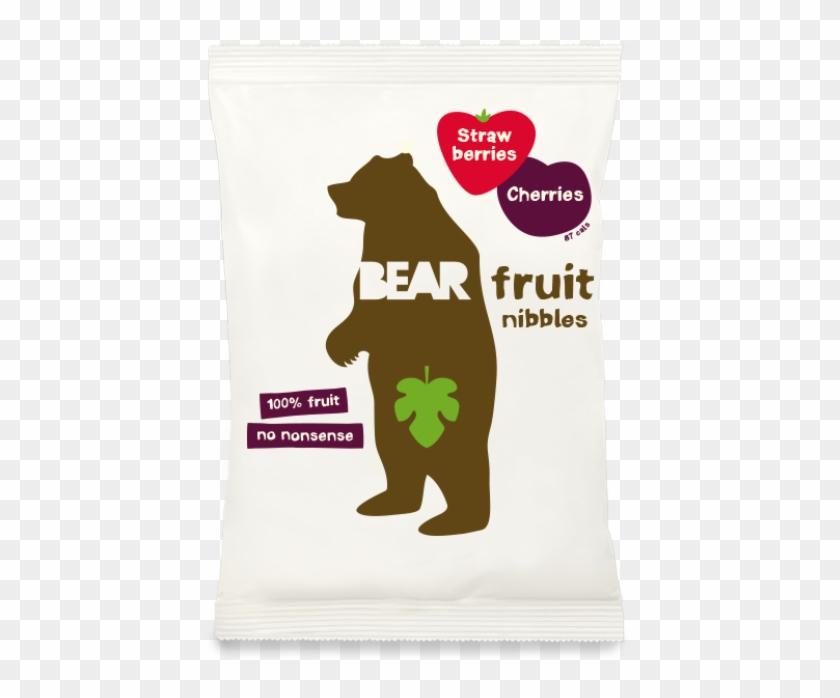 Bear Yo Yo Fruit Nibble - Bear Nibbles Mango #623911