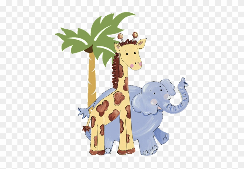 Baby Zoo Animal Clipart - Baby Zoo Animals Png #624106