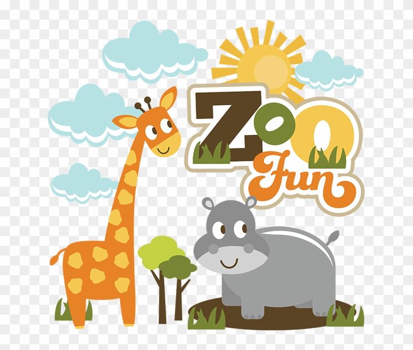 Zoo Clipart Cute - Cute Zoo Png #624111