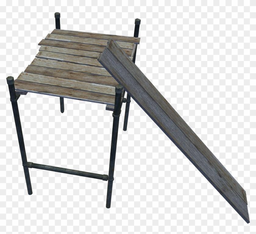 Transparent Png Version - Folding Table #624479