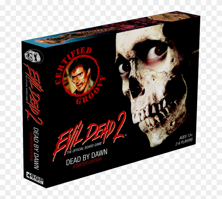 """Horror News Network Checks Out """"evil Dead - Evil Dead 2: The Official Board Game #624647"""