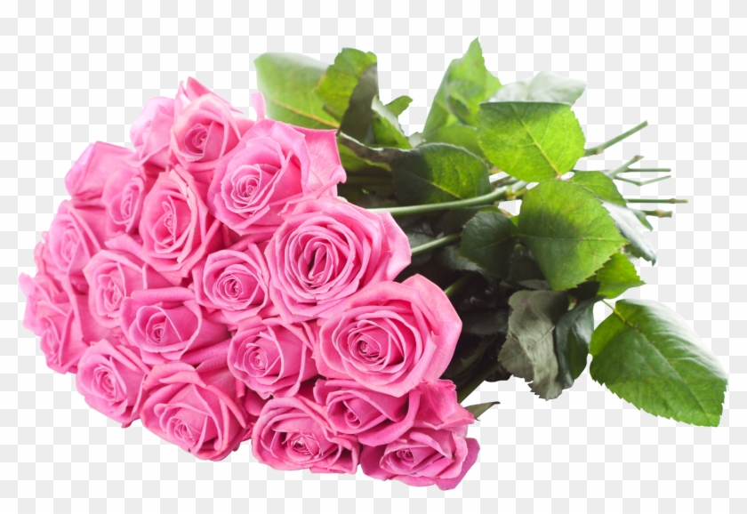 Bunch Of Pink Rose Friend Blessing Happy Birthday Wishes Free