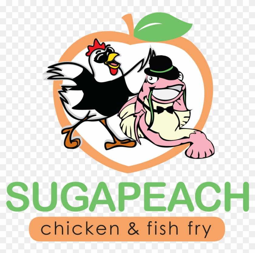 Sugapeach Chicken & Fish Fry - Sugapeach Chicken & Fish Fry #625574