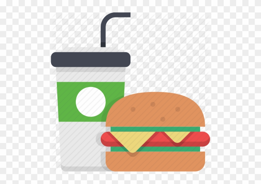 Fast Food, Food, Junk Food, Kitchen, Meal, Restaurant - Fast Food Icon Png #625677
