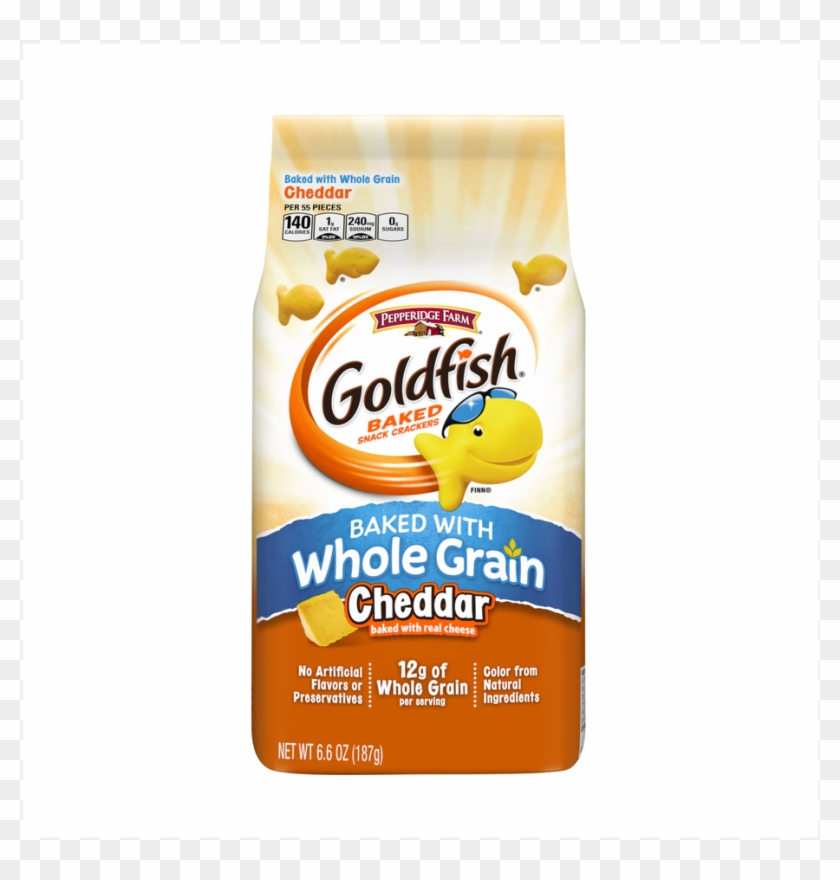Pepperidge Farm Whole Grain Cheddar Goldfish - Flavor Blasted Xtra Goldfish Cheddar Pepperidge Farm #625725