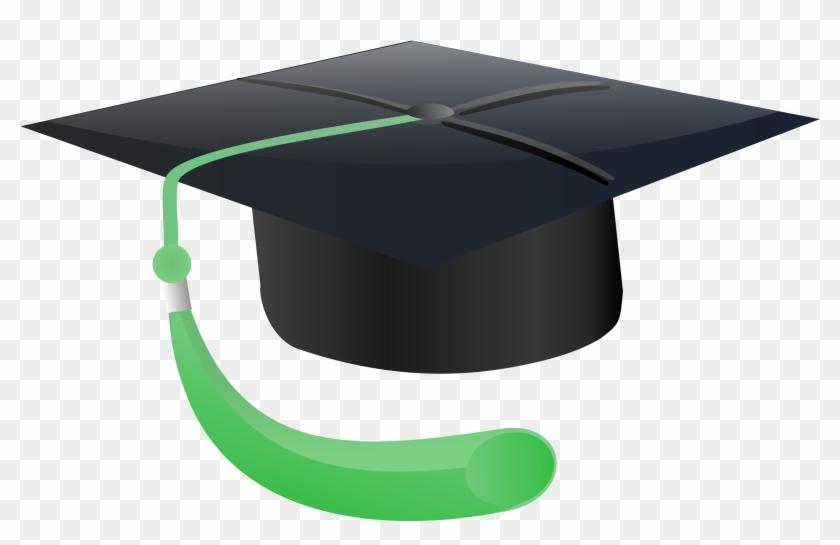 Student Hat Icons Png - Graduation Cap Clip Art #625976