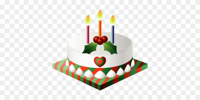 Phenomenal Christmas Birthday Cake Clipart Christmas Cake Clipart Free Birthday Cards Printable Riciscafe Filternl