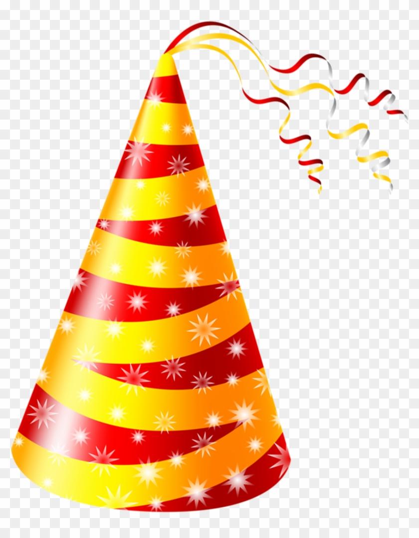 Birthday Cake Party Hat Clip Art