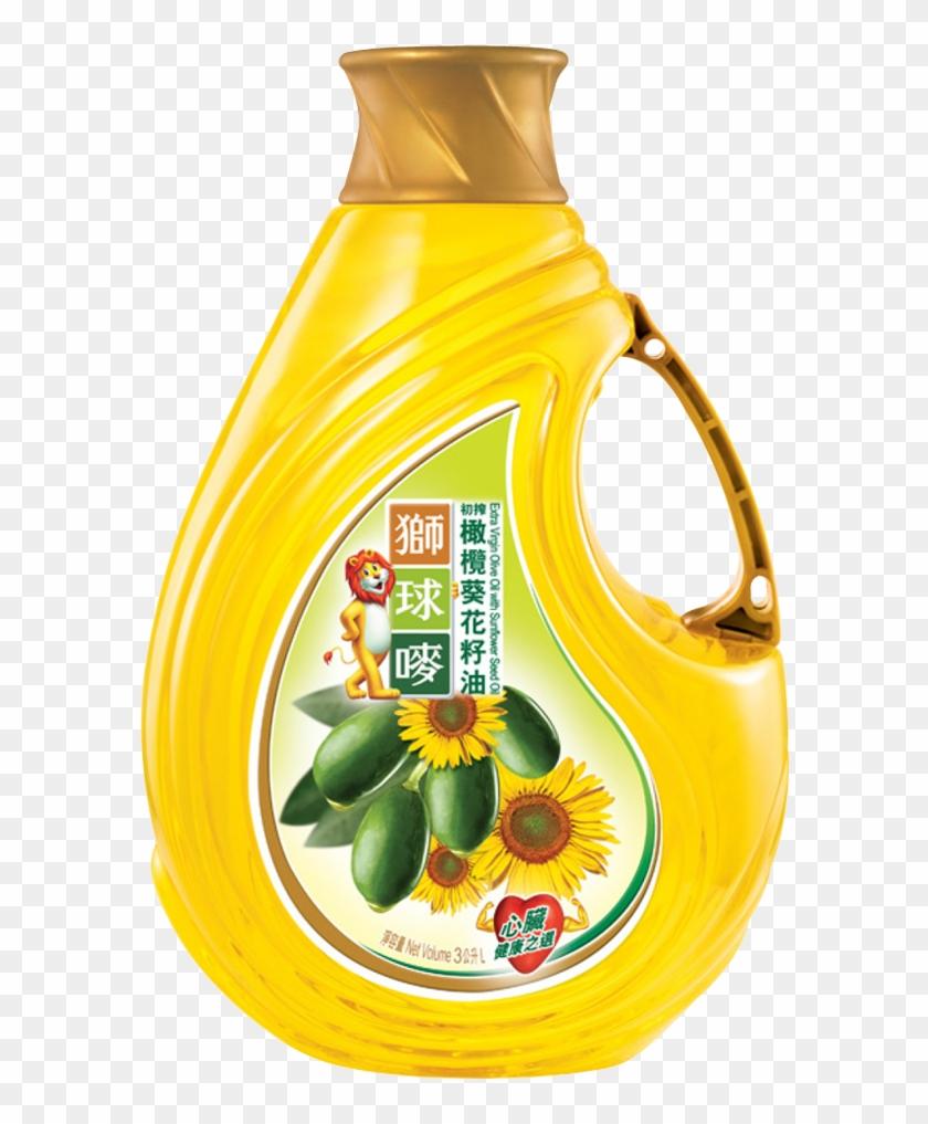 Download - Lion & Globe Evo Oil With Canola Oil #626775