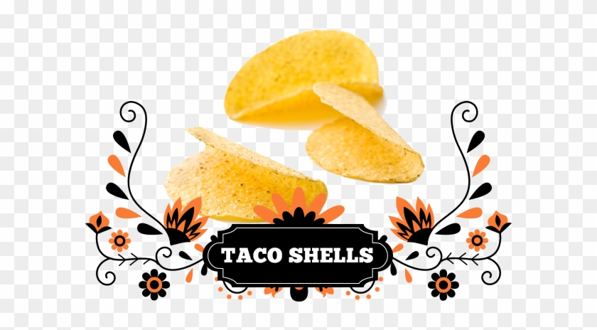 Mexican Food - Taco Shells - Mexican Cuisine #627124
