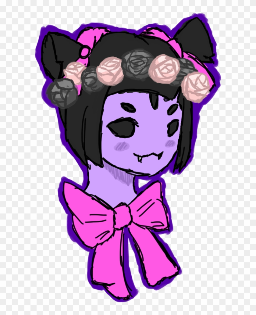 Muffet flower crown by prince galaxii toriel free transparent muffet flower crown by prince galaxii toriel izmirmasajfo