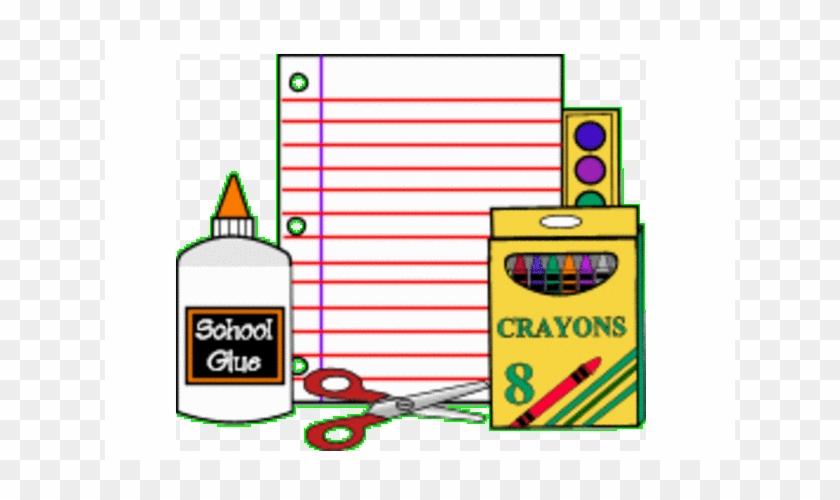 Teachers - School Supplies Clip Art #627642