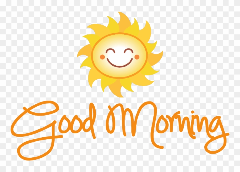good morning png transparent picture thank you teacher message