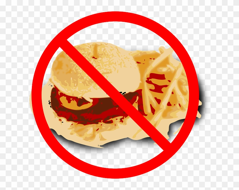 Foods Not Allowed On Aip Diet - No Junk Food Png #628642