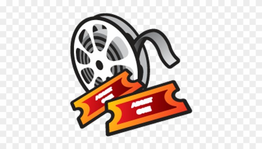 Me Gusta El Cine - Movie Rental Icon Png #628802